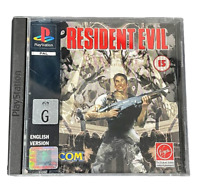 Resident Evil PS1 PS2 PS3 PAL *Complete*