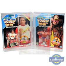 10 x DISPLAY CASES for WWF Hasbro Figures 0.5mm PROTECTOR PROTECTIVE BOX -Type 3