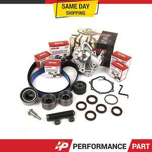Timing Belt Kit Tensioner GMB Water Pump for 90-97 Subaru EJ18 EJ22