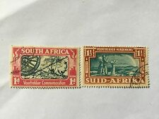 1938 South Africa Nice Stamps . SC 79-80