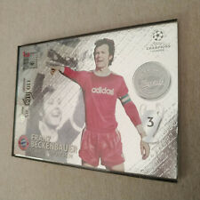 Champions League 2012-2013. Adrenalyn XL (Panini) Franz Beckenbauer Legend