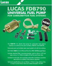 Triumph Spitfire GT6 Herald Vitesse Lucas Electric Fuel Pump