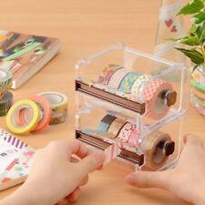 Desktop Tape Dispenser Tape Washi Tape Dispenser Roll Tape-Halter beste