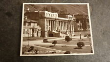 OLD 1930s NZ NEW ZEALAND PHOTOGRAPH, VIEW OF WELLINGTON HOUSE OF PARLIAMENT