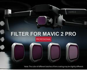 PGYTECH PROFESSIONAL ND8 16 32 64 FILTER SET FOR MAVIC 2 PRO
