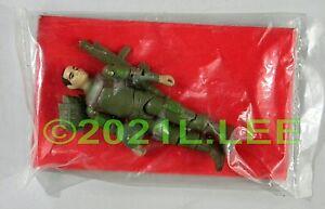 Hasbro G.I. Joe Bazooka Soldier ZAP factory sealed mail-in RARE