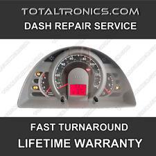 VW FOX INSTRUMENT CLUSTER DASH POD LCD DISPLAY REPAIR