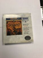 Cinemaware Sinbad ant the Throne of the Falcon Commodore Amiga OVP/BOXED