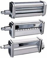 KitchenAid KPRA Pasta Roller Fettuccine Spaghetti Cutter Stand Mixer Attachment