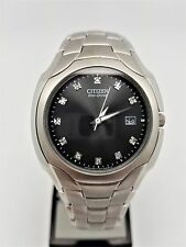 Citizen Eco-Drive Gents Diamond Watch BM6010-55G
