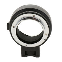 -Focus Mount Adapter NF-NEX for Nikon F Lens to Sony E-Mount A7II A7RII