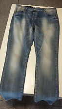Only Boyfriende Stonewashede Damen-Jeans