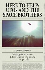 Here to Help - UFOs and the Space Brothers Gerard Aartsen libro in Inglese