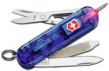 Victorinox Schweizer Taschenmesser SignatureLite Blau Transpa.. AH 0.6226.T2 NEU