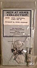 New Hope Design Ma480 Papal Guardsman circa 800 Ad Peter Rogerson Mip