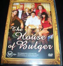 Channel 9 / Footy Show The House Of Bulger Australian All Region DVD - Like New