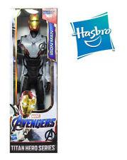 12' Hasbro Marvel Avengers Titan Hero Series Iron Man Endgame Action Figures Toy