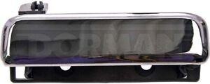 Dorman 77063 Exterior Door Handle For Select 79-91 Ford Mercury Models