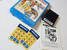 White Basketball INTV Complete Intellivision Video Game System
