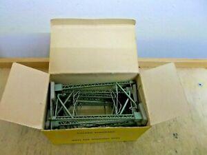10 X Märklin 7009 H0 Oberleilung Mast First Class Boxed
