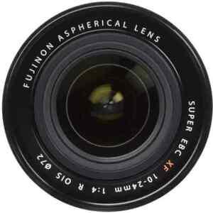 Fujifilm - XF 10-24mm f/4 R OIS Lens