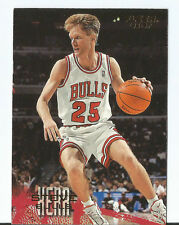 CARTE DE COLLECTION NBA BASKET BALL FLEER 96-97 1996 STEVE KERR N°195