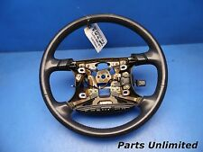 91-99 3000GT OEM steering wheel w/ cruise control radio volume switches VR-4 *