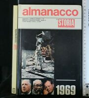 ALMANACCO 1969 STORIA. AA.VV. Mondadori.