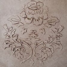 Wall Stencil, Plaster Stencil, Furniture Stencil, Rose Damask BUY NOW