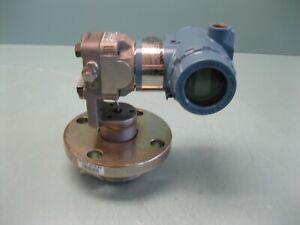 "2"" 150# Rosemount 3051 L3 AG0MD21AAM5E5F1Q4 Hart Level Transmitter NEW B12 (2843"
