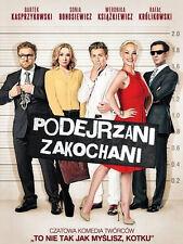 Podejrzani zakochani (DVD) 2013 Maria Sadowska  POLSKI POLISH