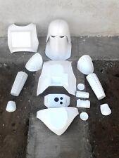 Snow Commander snowtrooper star wars armor prop