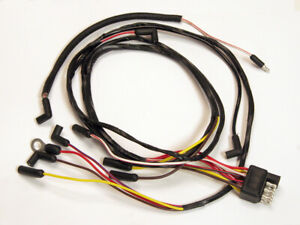 1966 Ford Mustang V8 Gauge Harness New
