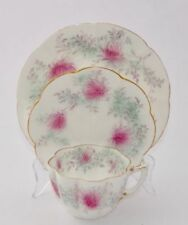 Tea Cup & Saucer Shelley Pottery & Porcelain