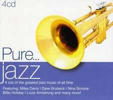 Pure...jazz - BOX [4 CD] SONY MUSIC