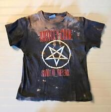 MOTLEY CRUE 1983 SHOUT AT THE DEVIL Tour T Shirt Tee Shirt ORIGINAL SUPER Rare!