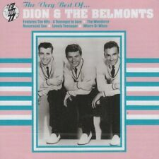 Dion and The Belmonts-The Very Best Of...  CD NEUF