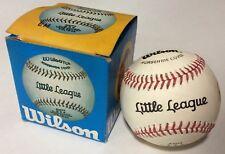 Wilson A1074 Haiti 87 Little League Horsehide Cork Baseball