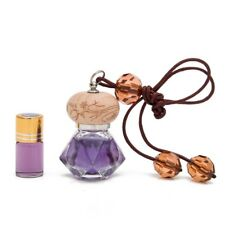 THY COLLECTIBLES Fragrance Oil Aromatic Perfume Oil Locket Pendant- Violet...