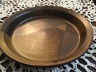 Vintage Iron Mountain Stoneware Roan Mountain Fluted Pie Plate