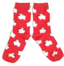 LADIES POMERANIAN DOGS PUPPIES EVERYWHERE DOG SOCKS UK 4-8 EUR 37-42 USA 6-10