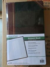 "New listing Bp9500J Boorum & Pease® Account Books, 9 Series Journal Ruled, 8-5/8"" x 14-1/8"","