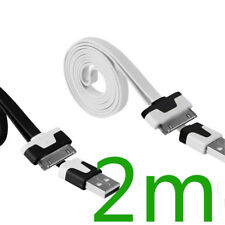 20cm/1m/2m/3m USB Sync Charger Cable Cord For iPhone 4 4S