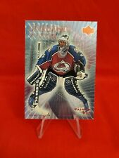 1998-99 PATRICK ROY Upper Deck Crunch Time Insert #CT-27