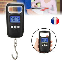 Balance Peson Digital Peson Electronique Pese Bagage Pêche Cuisine 50kg LCD FR