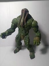 "Marvel Legends MAN THING BAF Complete 8"" Action Figure Knights Netflix Series"