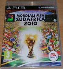 PS3 Playstation 3 gioco Mondiali Fifa Sudafrica 2010 italiano come nuovo
