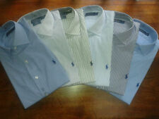 Ralph Lauren Cotton Long Formal Shirts for Men