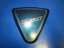 SUZUKI GS 250 T GS250T 1980-81 SIDE PANEL