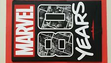 2019 Malaysia Media Preview Of The Marvel 80 Years - Folder Set